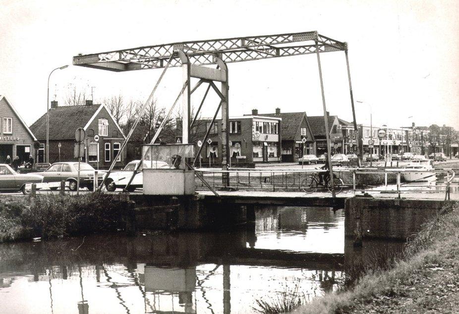 klazienaveen trambrug