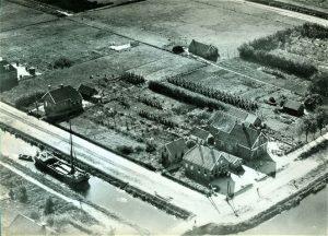 Klazienaveen-1926-Molen-van-Borker
